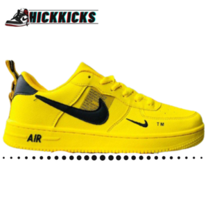 Air Force 1 Utility Yellow