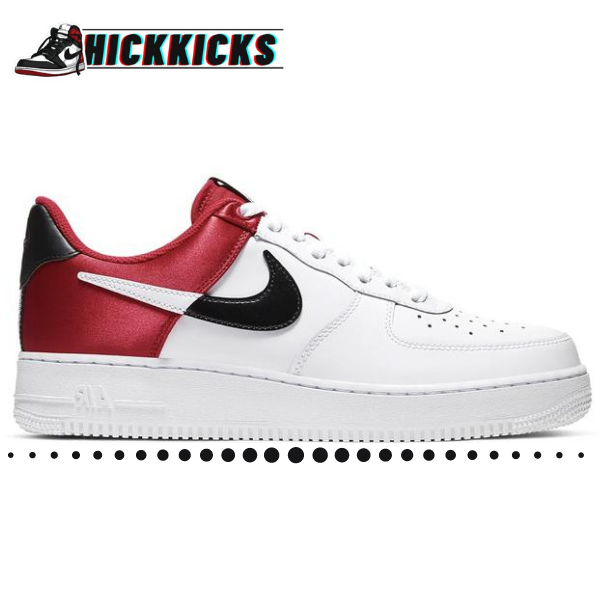 Air Force 1 NBA White/Red
